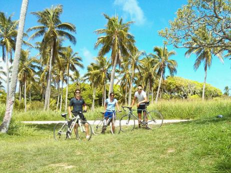 tropical cycling