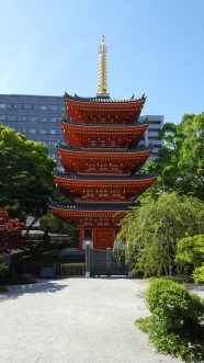 Fukuoka: Tochoji Pagoda