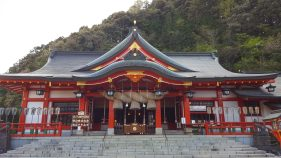 Hagi: Taisho Shrine