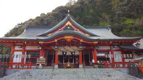 Hagi: Taisho Shrine