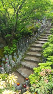 Miyajima Island: Thousand Buddhas at Daisho-in