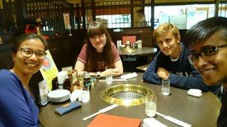 Takayama: New friends from my hostel