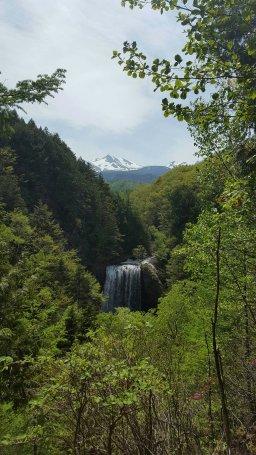 Norikira Kogen: Zengoro Waterfall