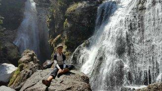 Norikura Kogen: Sanbon Waterfall
