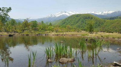 Norikura Kogen: Maime Pond