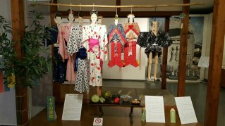 Tanabata Doll Festival in March