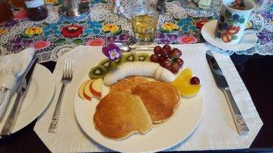 Breakfast at Burken B&B